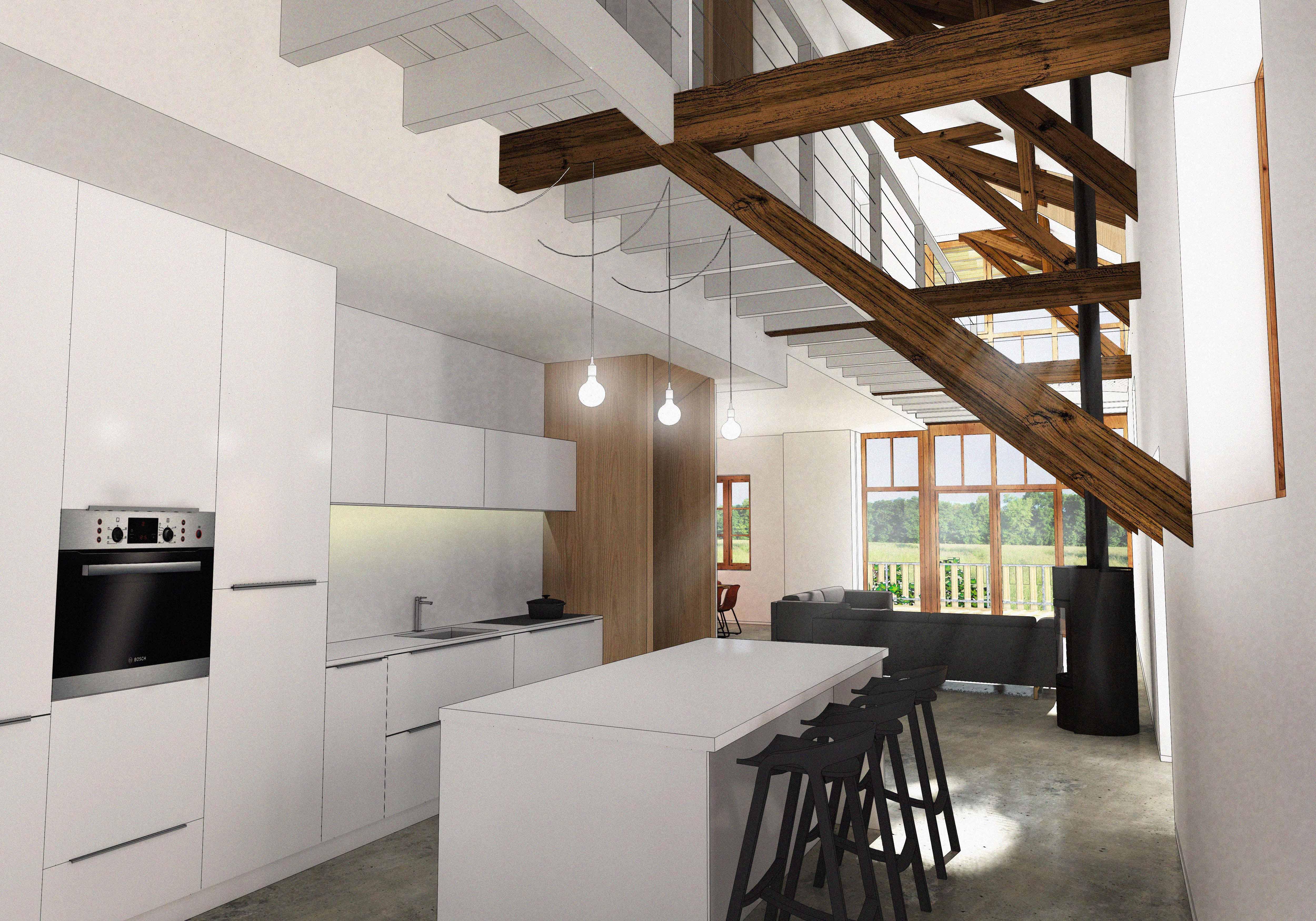 rnovation grange architecte renovation grange mouzeil rnovation grange rnovation architecte. Black Bedroom Furniture Sets. Home Design Ideas